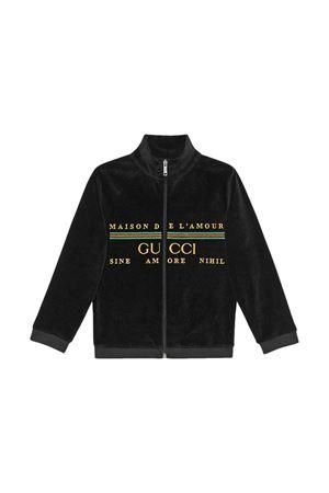 Black jacket Gucci kids GUCCI KIDS | 3 | 631031XJCT71043