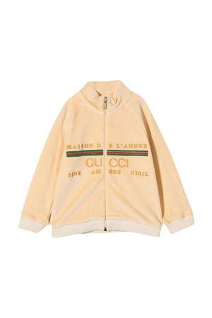 Giacca beige neonato Gucci kids GUCCI KIDS | 3 | 631033XJCT79752