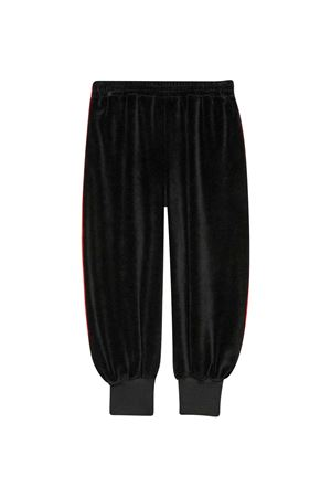 Black trousers Gucci Kids  GUCCI KIDS | 9 | 634414XJCT81043
