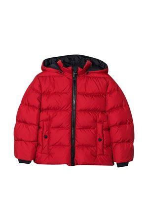 Red down jacket Herno Kids  HERNO KIDS | 783955909 | PI0087B120046450