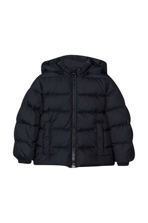 Black teen down jacket Herno Kids HERNO KIDS | 783955909 | PI0087B120049200T