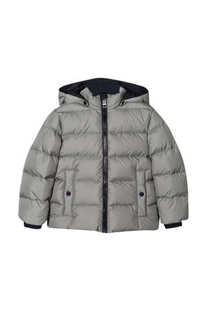 Gray down jacket Herno Kids  HERNO KIDS | 783955909 | PI0087B120049410