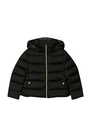Black down jacket Herno Kids  HERNO KIDS | 3 | PI0096G122899300