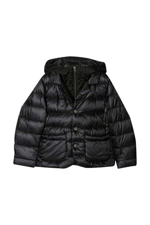 Black down jacket teen Herno Kids HERNO KIDS | 3 | PI0097B120209300T