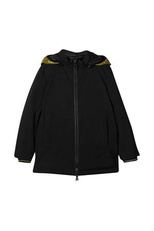 Padded black coat Herno Kids HERNO KIDS | 17 | PI0102B123439300