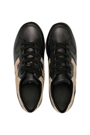 Black sneakers H222 teen Hogan Kids HOGAN KIDS   12   HXR2220T5480F8961AT