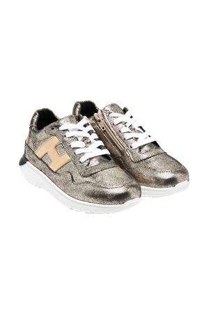 Gold sneakers Hogan Kids  HOGAN KIDS | 12 | HXT3710AP30OE94280