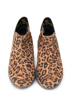 Leopard print ankle boots Hogan kids HOGAN KIDS | 12 | HXT3710DE90O8O0PSB