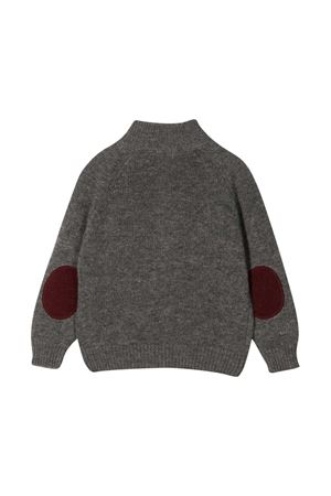 Il Gufo gray turtleneck sweater IL GUFO | -1619388635 | A20GF190EM2200839