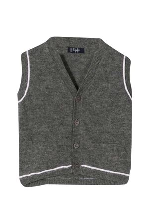 Il Gufo gray vest  IL GUFO | 38 | A20GL059EM2200810
