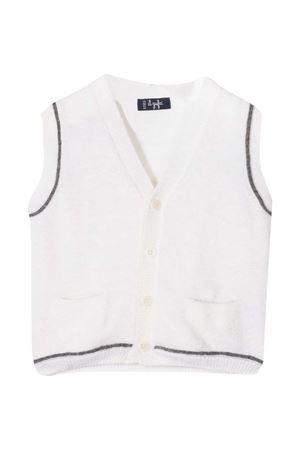Il Gufo cream vest  IL GUFO | 38 | A20GL059EM2201008