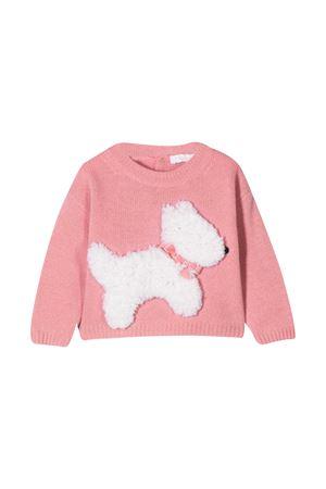 Pink sweater Il Gufo IL GUFO | 7 | A20MA313EM2203110