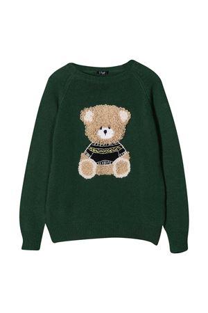 Maglione verde Il Gufo IL GUFO | 7 | A20MA334EM2205849