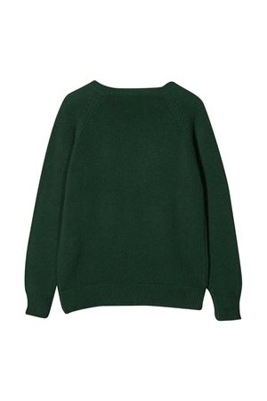 Il Gufo green sweater IL GUFO | 7 | A20MA334EM2205849