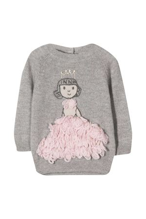 Il Gufo gray sweater IL GUFO | 7 | A20MA335EM2200731