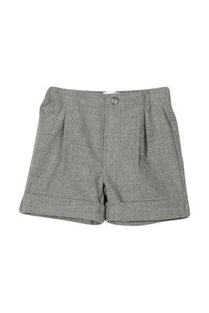 Gray elegant shorts Il Gufo kids IL GUFO | 5 | A20PB019W0003072