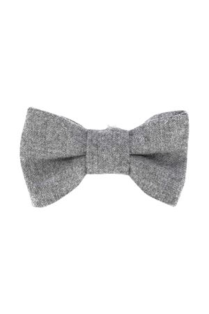 Gray bow tie IL GUFO | 964196933 | A20PH051W0003072