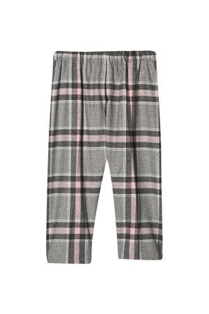 Pantaloni tartan Il Gufo IL GUFO | 9 | A20PL254W3048339