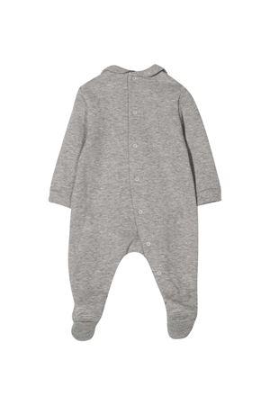 Newborn gray onesie Il Gufo kids  IL GUFO | 1491434083 | A20TP289M00990747