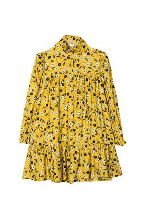 Yellow dress from Il Gufo kids IL GUFO | 11 | A20VL410N4016226