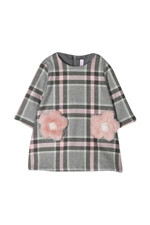 Il Gufo checked dress IL GUFO | 11 | A20VL415W3048339
