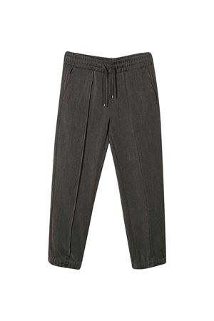 John Richmond Junior gray trousers  JOHN RICHMOND KIDS | 9 | RBA20080PAHBGREYDARK