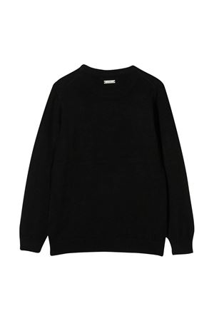 Maglione nero John Richmond Junior JOHN RICHMOND KIDS | 7 | RBA20162MANFBLACK