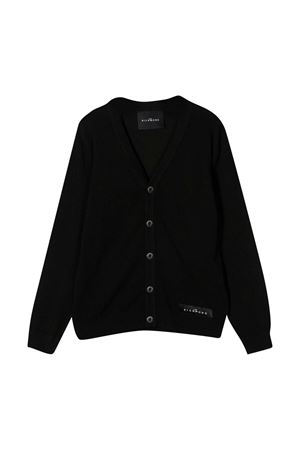 Black cardigan John Richmond Junior  JOHN RICHMOND KIDS | 39 | RBA20164CDNFBLACK