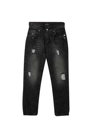 Black teen jeans John Richmond Junior  JOHN RICHMOND KIDS | 24 | RBA20237JE9CDGREYT
