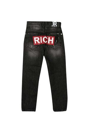 Jeans neri John Richmond Junior JOHN RICHMOND KIDS | 24 | RBA20237JE9CDGREY