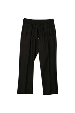 Pantaloni neri teen John Richmond Junior JOHN RICHMOND KIDS | 9 | RBA20271PA5FBLACKT