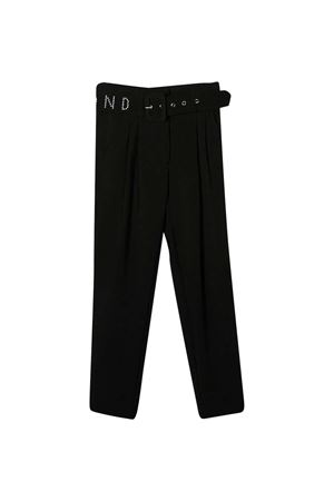 Black trousers teen John Richmond kids  JOHN RICHMOND KIDS | 9 | RGA20195PAHBBLACKT