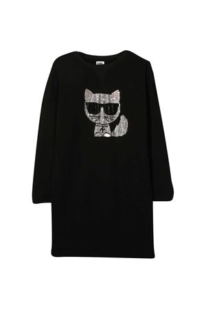 Black dress teen Karl Lagerfeld Kids. Karl lagerfeld kids | 11 | Z1215009BT