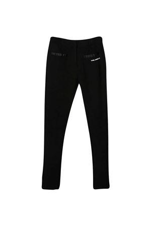 Black leggings Karl Lagerfeld Kids  Karl lagerfeld kids | 5032235 | Z1413009B