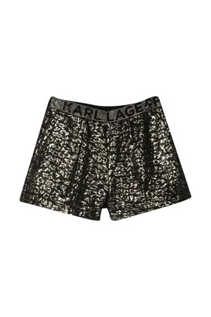 Black shorts teen Karl Lagerfeld Kids  Karl lagerfeld kids | 30 | Z14138M15T
