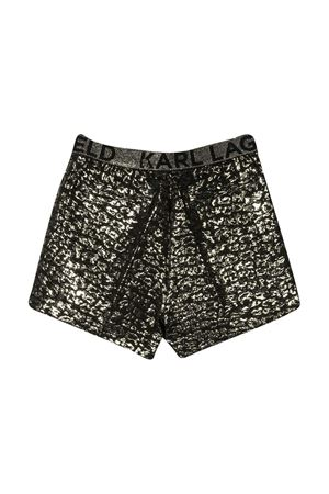 Shorts nera teen Karl Lagerfeld Kids Karl lagerfeld kids | 30 | Z14138M15T