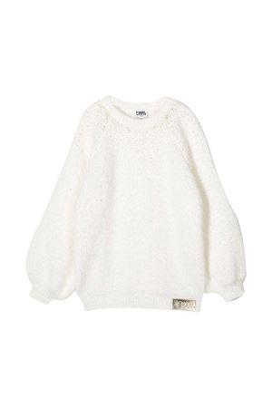 White teen sweater Karl Lagerfeld Kids Karl lagerfeld kids | 7 | Z15270117T