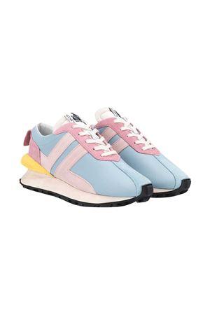 Sneakers azzurre LANVIN Enfant Lanvin | 12 | N1900079A