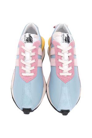 Light blue sneakers teen LANVIN Enfant  Lanvin enfant | 12 | N1900079AT
