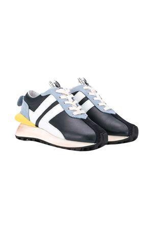 Blue sneakers teen Lanvin kids Lanvin enfant | 12 | N29000849T