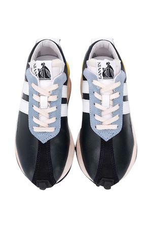 Sneakers blu teen Lanvin kids Lanvin enfant | 12 | N29000849T