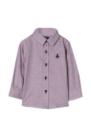 Camicia con ricamo e stampa pied-de-poule Le Bebé Enfant Le bebè | 5032334 | LBB2837UNICO