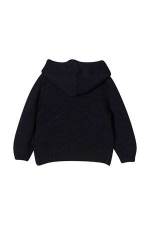 Blue sweatshirt Le Bebè with hood Le bebè | 17 | LBB2880BLU