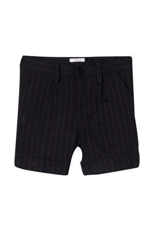 Pinstripe shorts Le Bebé Enfant  Le bebè | 5 | LBB2904BL/BO