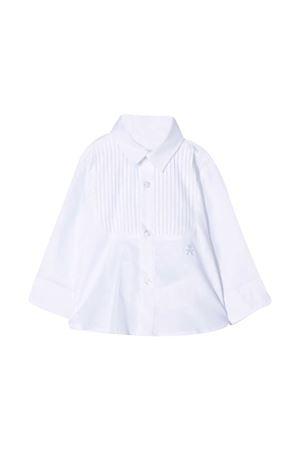Camicia bianca Le Bebè Le bebè | 5032334 | LBB2905PANNA