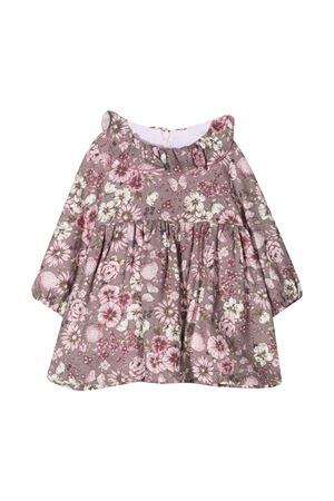 Vestito a fiori malva Le Bebé Enfant Le bebè | 11 | LBG3147ROSA