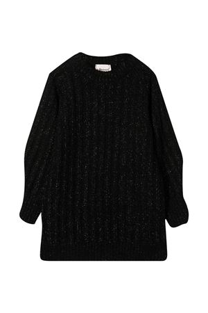 Long black sweater teen Mariuccia Milano Kids Mariuccia Milano Kids | 7 | MA314NEROT
