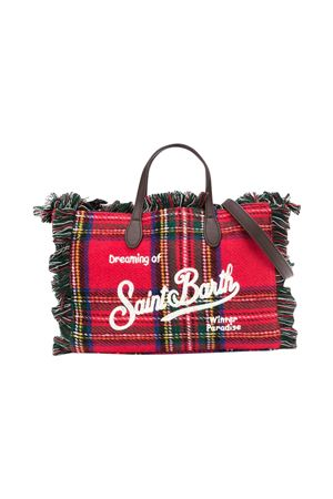 Red bag Mc2 Saint Barth kids  MC2 SAINT BARTH KIDS | 31 | COLETTETRTN41