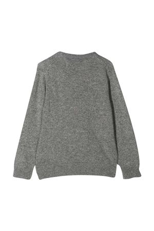 Maglione grigio Mc2 Saint Barth kids MC2 SAINT BARTH KIDS | 7 | DOUGLASANGN1M