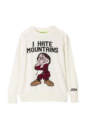 Maglione bianco teen Mc2 Saint Barth kids MC2 SAINT BARTH KIDS | 7 | DOUGLASLIGHTAGGR10T